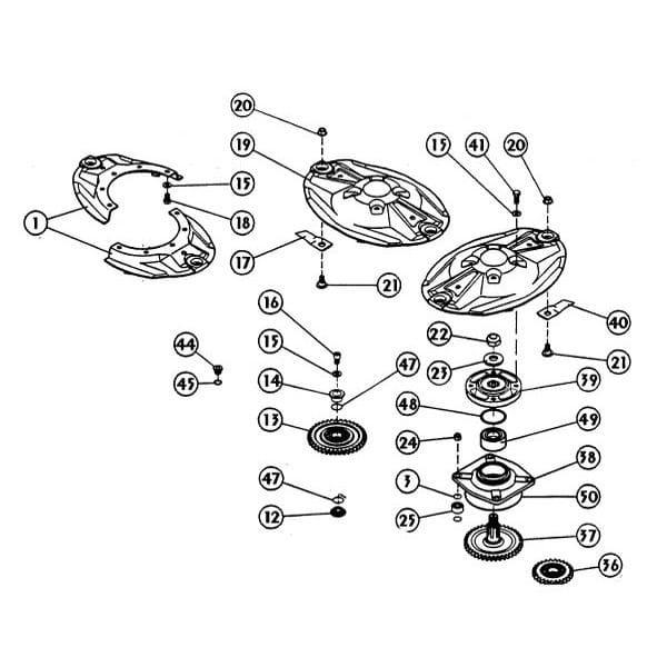 Kuhn 902 Gmd cutter Manual